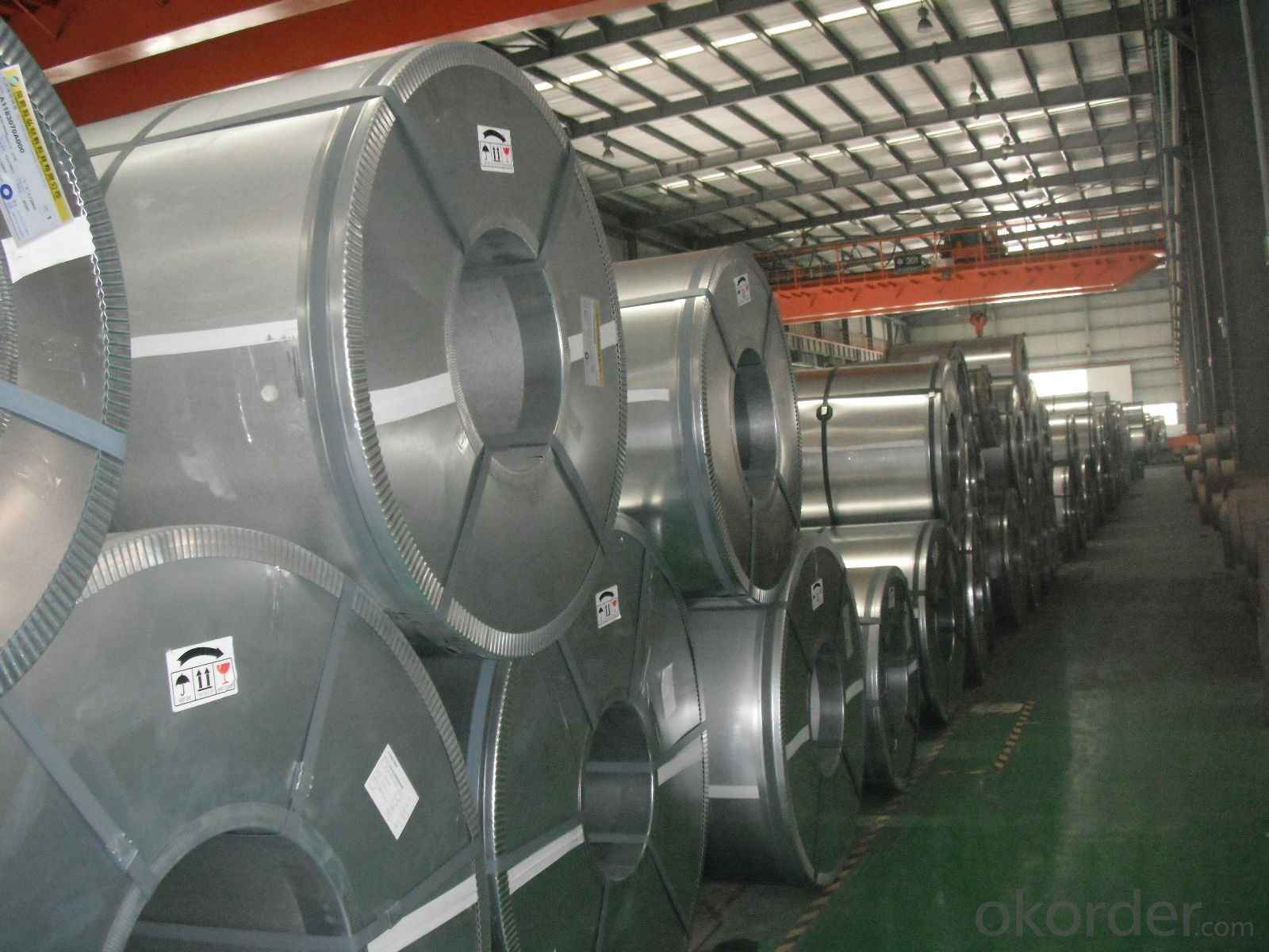 Prime Quality Hot Dipped Galvalume Steel Sheet In Coils