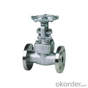 STEEL GATE VALVE DIN3352 / BS5163 / API600