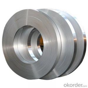 Aluminum strip for widely sold into the consumer market