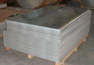 Aluminum sheet with a wide range of properties