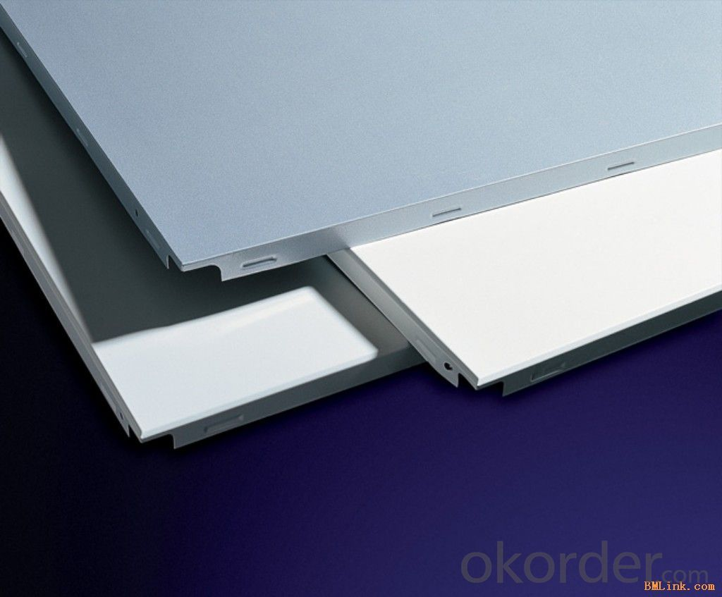 Interior decorative  ceiling plates made of aluminum