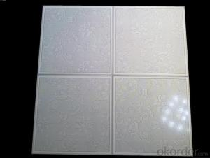 New Model Commercial Ceiling Tile 600*600 for Sale
