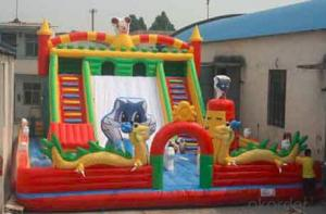New Amusement Children Favorite Bouncy Castles Inflatables