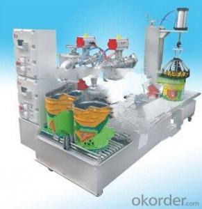 DCS30A Series Gravity Type Automatic Filling Machine