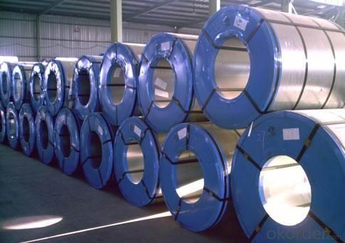 Cold Rolled Steel Coil-SPCC 2.50m*1250mm