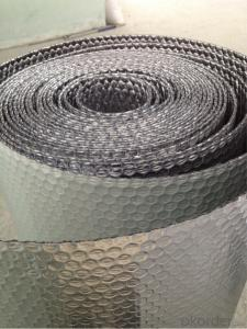 Insulation Bubble Foil Mylar Flim for Heat Seal Al+LDPE