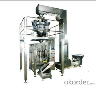 Combined Weighing Full Automatic Packing Machine