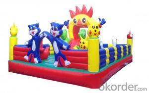 Excitement Suitable for Children Bounce House