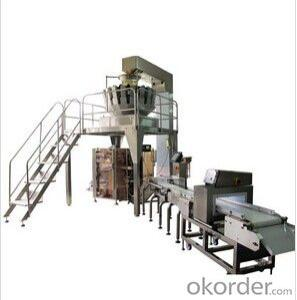 VG42 High Speed Packaging Machine ( MD18 heads combination weigher)
