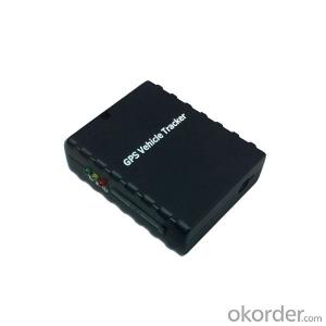 GPS Vehicle Tracker for Fleet Management