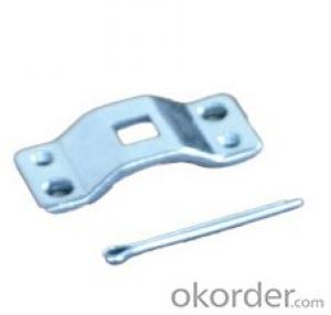 Tubular motor  accessory Large bracket CE TUV