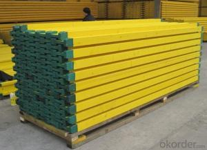 H20 Timber Beam Formwork Used in Building Construction