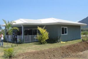 Professional Manufacturer of Modular Prefab House for Villas