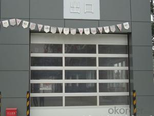 Used commercial aluminum glass doors/industrial glass door