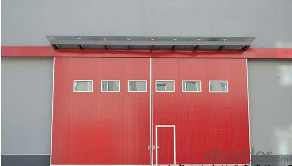 sectional industrial door/overhead factory doors