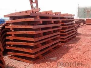 Steel Fram Formworks for in Different  Kinds of Construction China Market