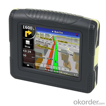 Motorcycle/Water Proof GPS Navigation System