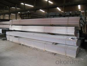 GB Standard Hot Rolled Steel I Beams Q235, Q345