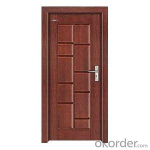 Solid Interior  Composite Doors for Decoration