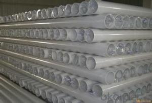 PVC Pipe   Length:5.8/11.8M   sSpecification: 16-630mm Length: 5.8/11.8M Standard: GB