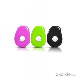 New Arrival Waterproof Long Battery Life Portable Personal Mini GPS Tracker
