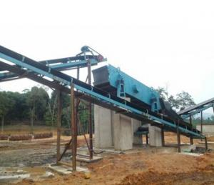 ISO9001 Spiral Classifier Mining Products Separator