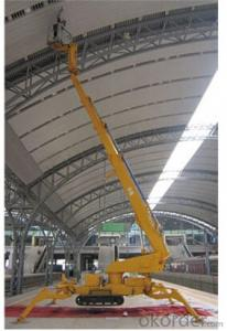 PRODUCT NAME:Self-propelled aerial working platform PST230