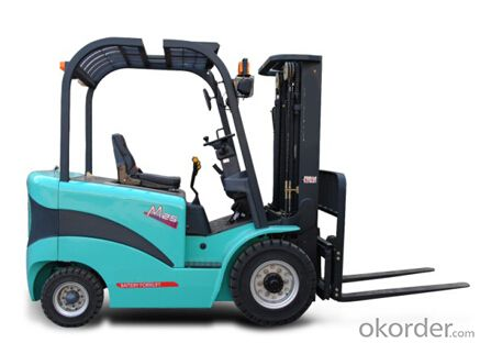 2.0T-3.0T Four-pivot Battery Forklift-CPD20-30