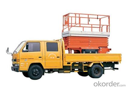 PRODUCT NAME:Vehicle Carrying Scissor Lifts