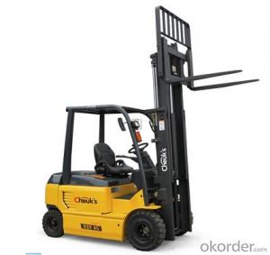 High quality 4.5 ton electric forklift truck KEF45