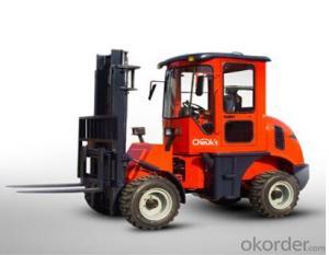 Four Drive Rough Terrain Forklift Truck CPC28RT