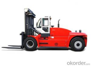 Internal Combustion Diesel Forklift--CPCD28T-32T