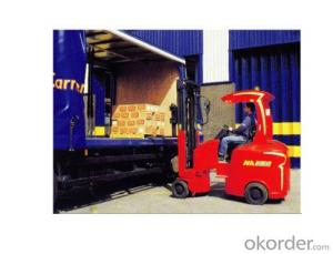 High quality Narrow Aisle Electric Forklift-NA 2.0