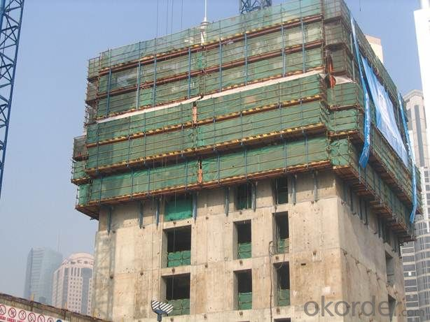 Cantilever  Formworks Used in Kinds of Buildings