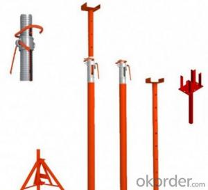 1-8m Adjustable Scaffolding Steel Props/ Shoring Props