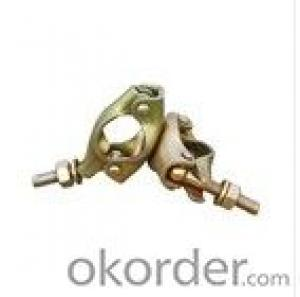 color galvanized scafolding swivel coupler