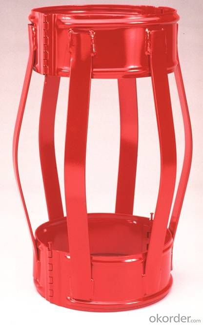 Casing centralizer, one kind well control tools