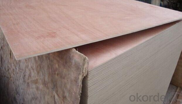Brown Film Faced Plywood for Construction formwork