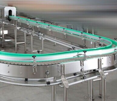 Automatic Plastic Bottle Conveying System