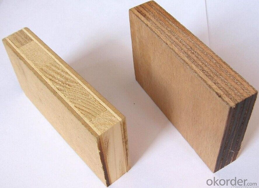 High Efficiency Plywood for Formwork System Assemblying