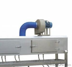 SPC-2000 Steam Shrinking Tunnel For Packing