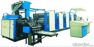 B787 SERIES Web Offset Book Printing Press Machine
