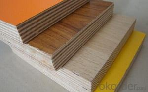 Commercial Plywood with High Quality Edge