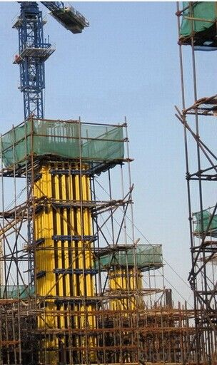 High Class Timber Beam Column Formwork with Good Quality