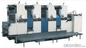 BR624 Four-Color Sheet-Fed Offset Press Machine