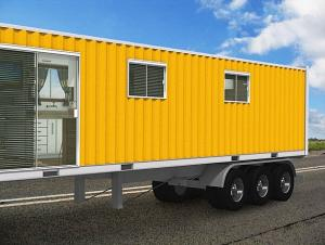 Luxury Movable Container House Home Automobile