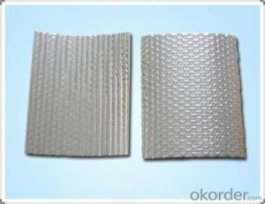 Aluminum Foil Coated Bubble Insulation Type 8