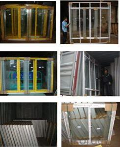 Aluminum Door and  Window with Beautiful Style