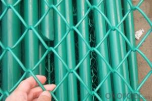 High Quality Hot-Dip Galvanized And Pvc Coated Chain Link Fencing