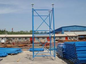 Shoring tower  TJ